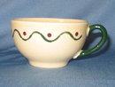 Metlox Poppytrail California Provincial coffee cup