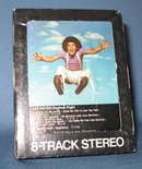 Leo Sayer: Endless Flight stereo eight track tape