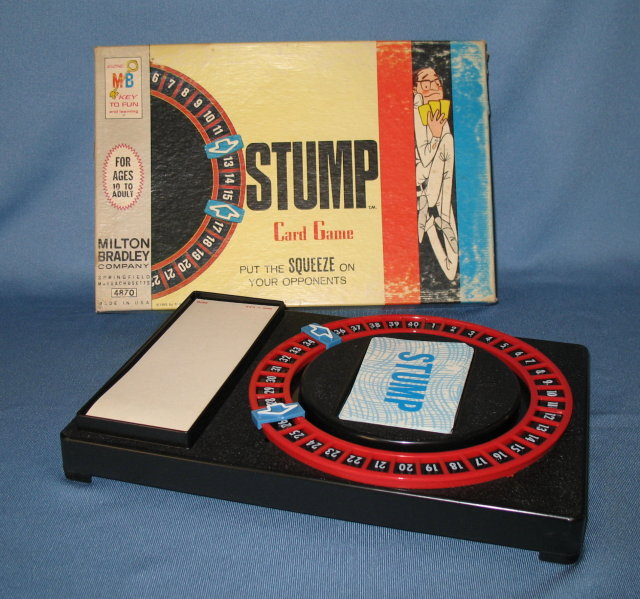 Stump by Milton Bradley