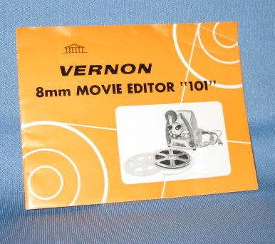 Vernon 8mm Movie Editor