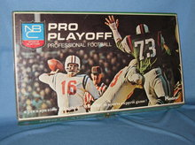 NBC Pro Playoff Professional Football by Hasbro