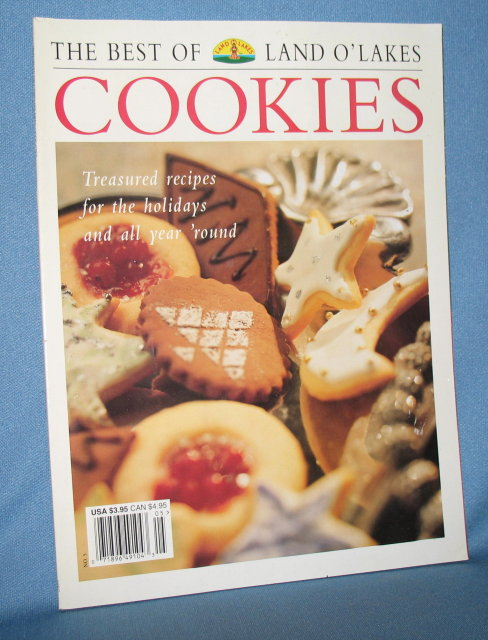The Best of Land O' Lakes Cookies