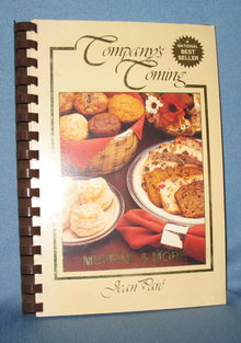 Company's Coming Muffins & More by Jean Pare