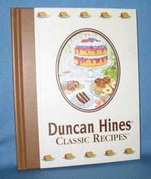 Duncan Hines Classic Recipes