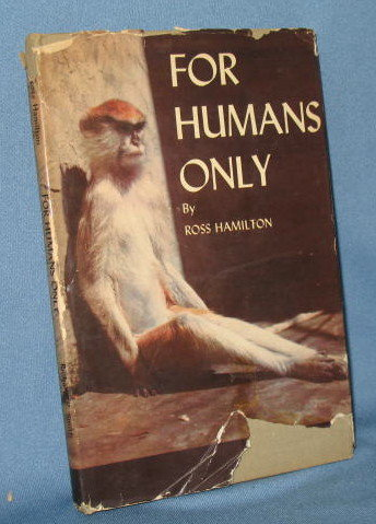 For Humans Only by Ross Hamilton
