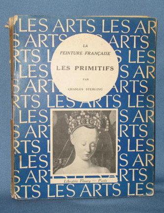 La Peinture Francaise Les Primitifs par Charles Sterling