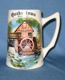 Quakertown Pennsylvania ceramic mug