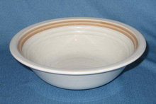 Country Charm Collection Caramel cereal bowl