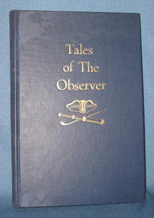 Tales of the Observer by Richard H. Edwards Jr.