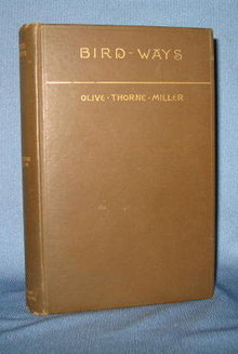 Bird-Ways by Olive Thorne Miller