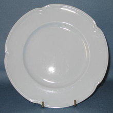 Johnson Bros. Greydawn luncheon plate