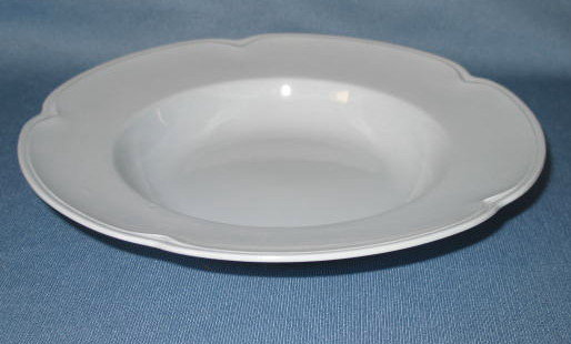 Johnson Bros. Greydawn rimmed soup bowl