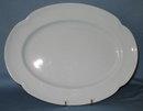 Johnson Bros. Greydawn oval platter