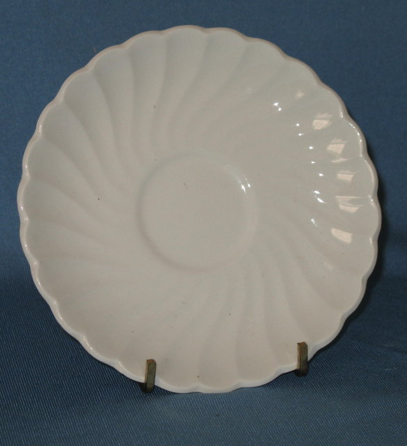 Johnson Brothers Regency Snow-White saucer
