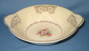 Paden City Pcp 71 handled cream soup bowl