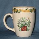 Thomson Pottery Birdhouse mug