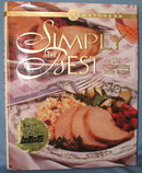 Weight Watchers Simply the Best recipe book
