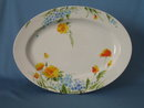 Imperial China Just Spring oval platter