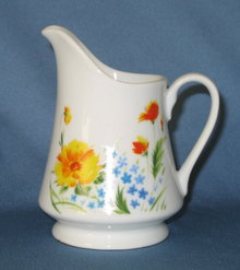 Imperial China Just Spring creamer