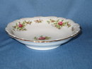 Johann Haviland, Bavaria Germany Moss Rose fruit/dessert bowl