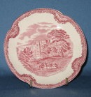 Johnson Brothers Old Britain Castles saucer