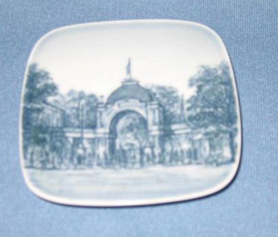 B & G Tivoli 1710/5708 cup plate