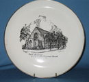 Saint Andrew's Evangelical and Reformed Church, Lancaster, PA souvenir plate