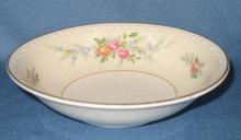 Homer Laughlin Georgian Eggshell Cashmere fruit/dessert bowl