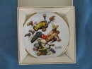 Norman Rockwell Four Seasons Miniature Plate #515: First Down