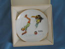 Norman Rockwell Four Seasons Miniature Plate #509: Cooling Off