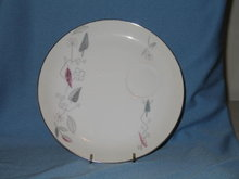 Laurel China Gaiety snack plate