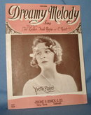 Dreamy Melody sheet music