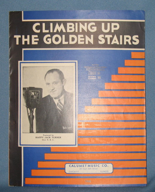 Climbing Up the Golden Stairs sheet music
