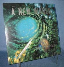 Paul Schumacher : A New World 33 RPM LP