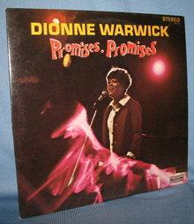 Dionne Warwick : Promises, Promises 33 RPM LP