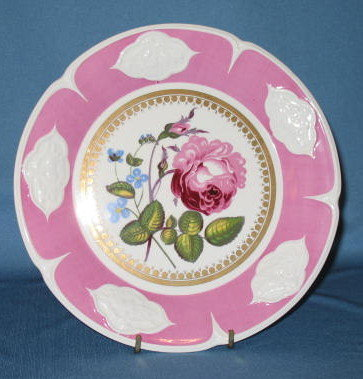 Portmeirion Mother's Day 1971 collector's plate