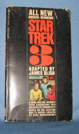 Star Trek 3 adapted by James Blish