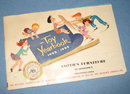 The Toy Yearbook 1952-1953 from Smith's Furniture, Quakertown PA
