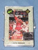 Classic Premiere Edition 1991 NBA basketball draft picks cards NIB