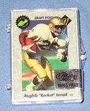 Classic Premiere Edition 1991 NFL football draft picks cards NIB