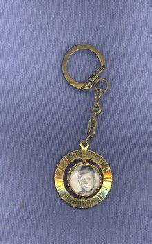 John F. Kennedy and Robert F. Kennedy key chain