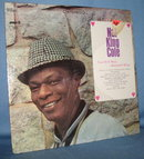 Nat King Cole : Love is a Many Splendored Thing 33 RPM LP record