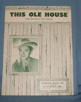 This Ole House sheet music