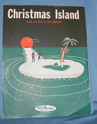 Christmas Island sheet music