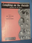 Laughing on the Outside (Crying on the Inside) sheet music