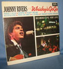 Johnny Rivers at the Whisky 'a Go Go 33 RPM LP record