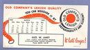 Geo. W. Amey Richlandtown PA ink blotter