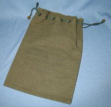 Quakertown National Bank, Quakertown PA drawstring bank bag