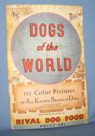 Dogs of the World from Rival Dog Food