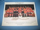 1977/78 Philadelphia Flyers photo, Supplement to Philadelphia Inquirer